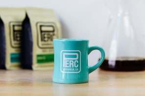 Perc Mug Closeup