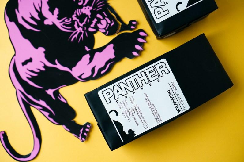 Panther Nicaragua coffee