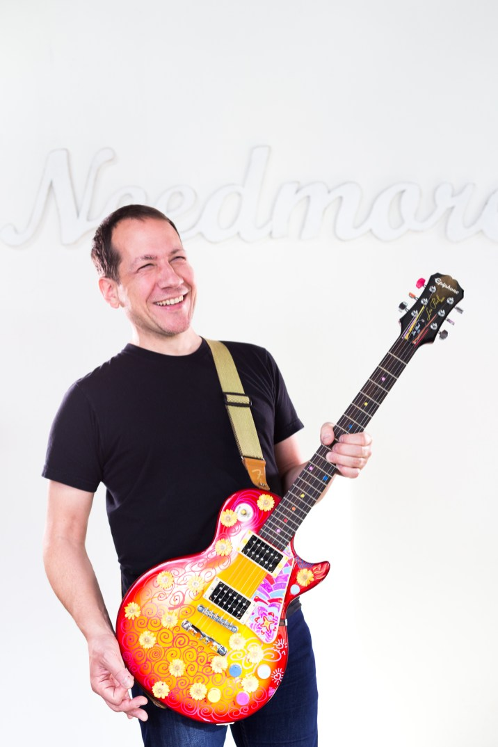 Ray CCA Guitar