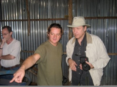 Menno Simons & George Howell Ethiopia Yirgacheffe Feb 2006 / Photo courtesy Andrew Barnett