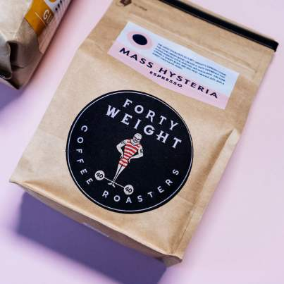 Forty Weight Coffee Roasters Mass Hysteria Espresso