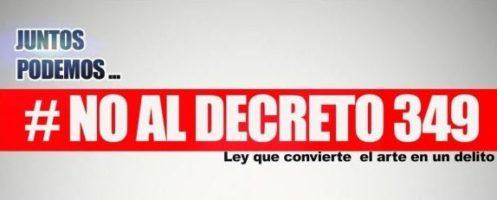 NO al Decreto 349