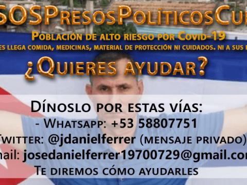 SOSPresosPoliticosCuba