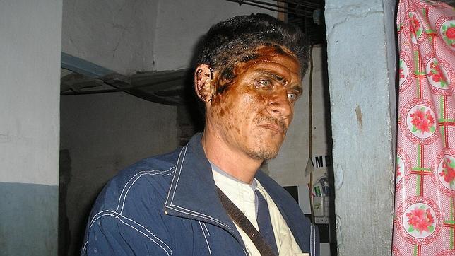 Jorge Cervantes García, imagen de archivo
