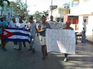 apoyo huelguistas