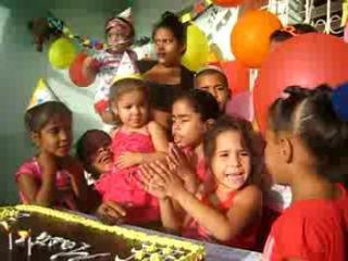 Cumpleaños niños pobres