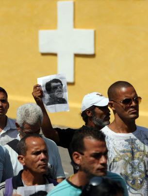 Homenaje a Oswlado Payá y Harold Cepero en La Habana este julio de 2013