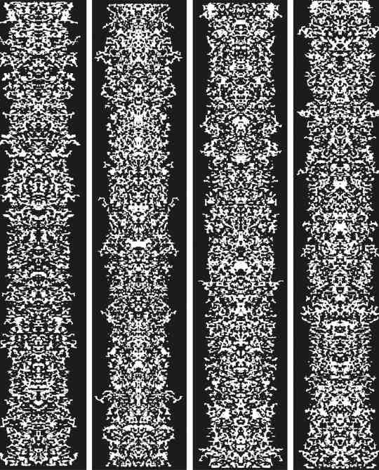 Birthe Blauth: Pillars Of The Cosmos Alle Motive