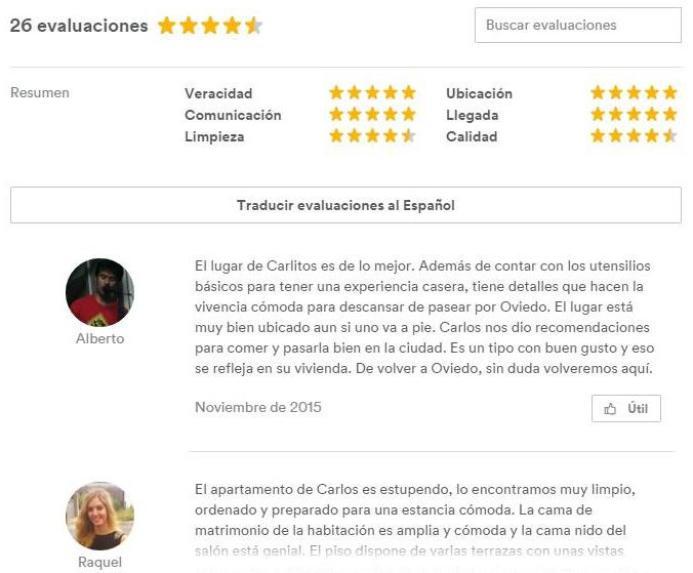 AirBnB_Evaluaciones