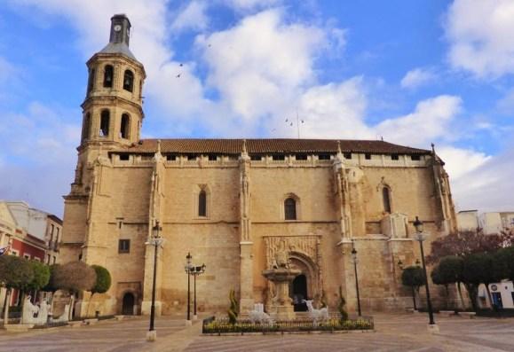 Iglesia Nuestra Sra. de la Asunción_Valdepeñas