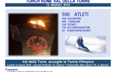 Fiaccola olimpica