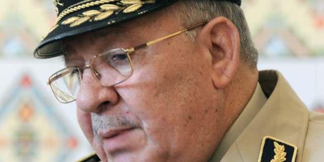 تعزية في وفاة قائد الأركان المجاهد أحمد قايد صالح