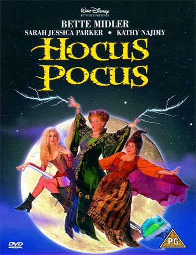 Affiche film Hocus Pocus