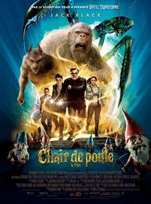 Affiche film Chair de Poule