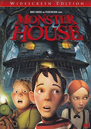 Affiche film Monster House