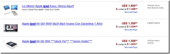 ipad-argentina-venta-mercadolibre