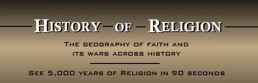 Historia de todas las religiones y sus guerras