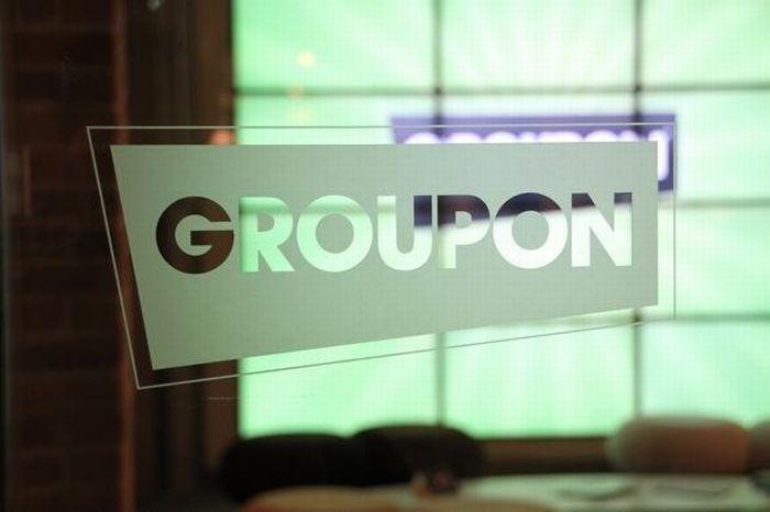 Dentro de las oficinas centrales de Groupon