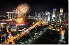 Singapore New Years