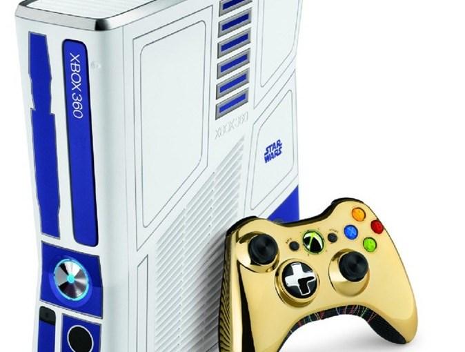 Xbox 360 rinde homenaje a Star Wars