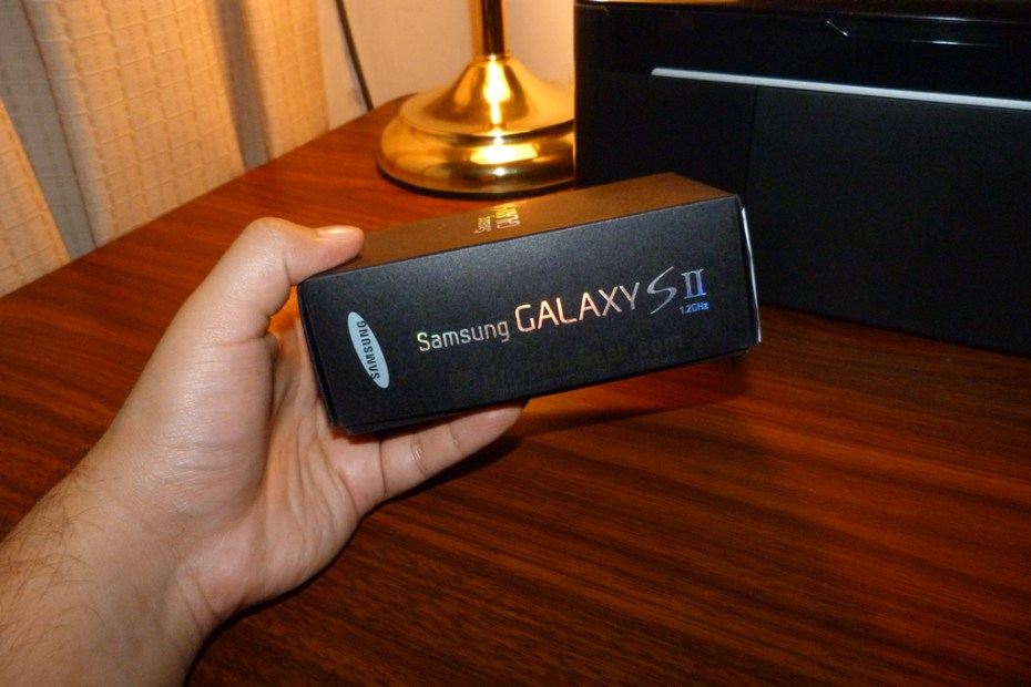 MINI REVIEW: Samsung Galaxy S2 CLARO AR