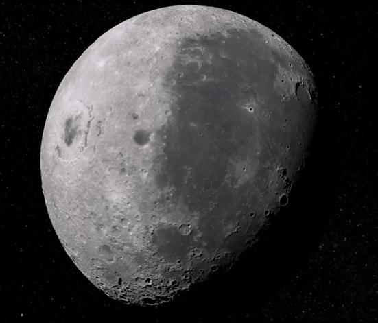 [video] Formación de la luna