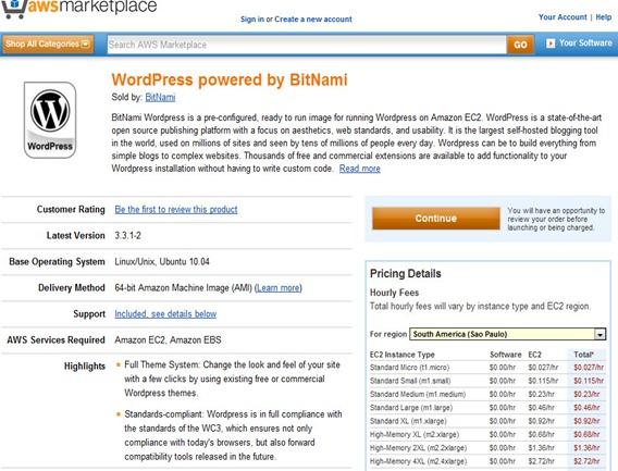 aws marketplace wordpress image - unpocogeek.com