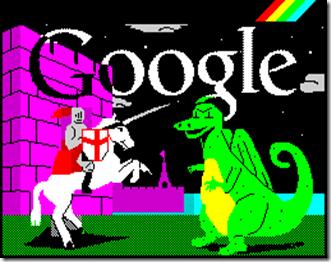 stgeorge12-hp- google doogle, Sinclair ZX spectrum - unpocogeek.com
