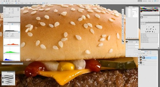 Behind the scenes at a McDonald_s photo shoot - unpocogeek.com-1