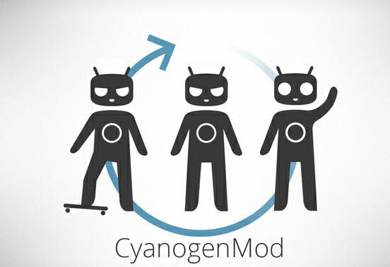 CyanogenMod 9 RC1 liberado, 37 equipos soportados