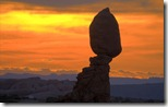 Sunset, Arches National Park, Utah, U.S.