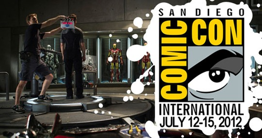 iron man 3 comic con 2012 - unpocogeek.com