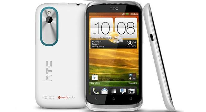 HTC presenta el Desire X
