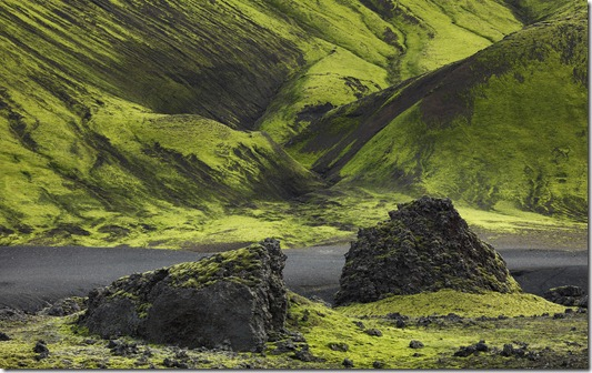 Fjallabak Nature Reserve, Iceland