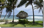 Bathsheba Rock, Barbados