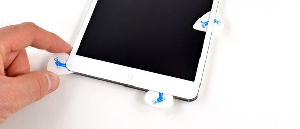 iPad Mini Teardown - unopocogeek.com