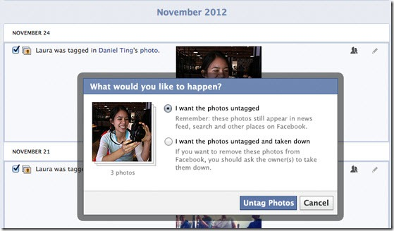 facebook new privacy look -2- unpocogeek.com
