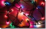 Coloured lights