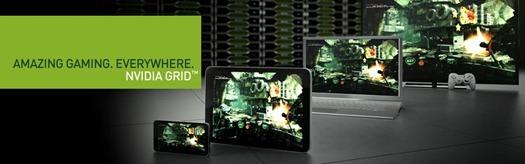 Nvidia Grid, video juegos en la nube