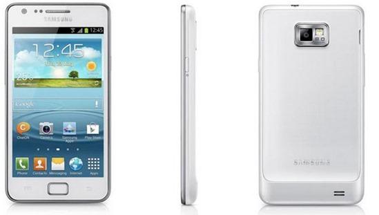 Samsung Galaxy S2 plus - unpocogeek.com