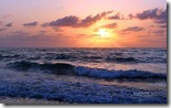 Warm Atlantic Sunrise, Boca Raton, Florida, U.S.