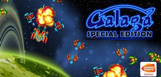 galaga special edition for android - unpocogeek.com