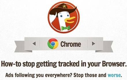 How-to stop getting tracked in your Browser - unpocogeek.com