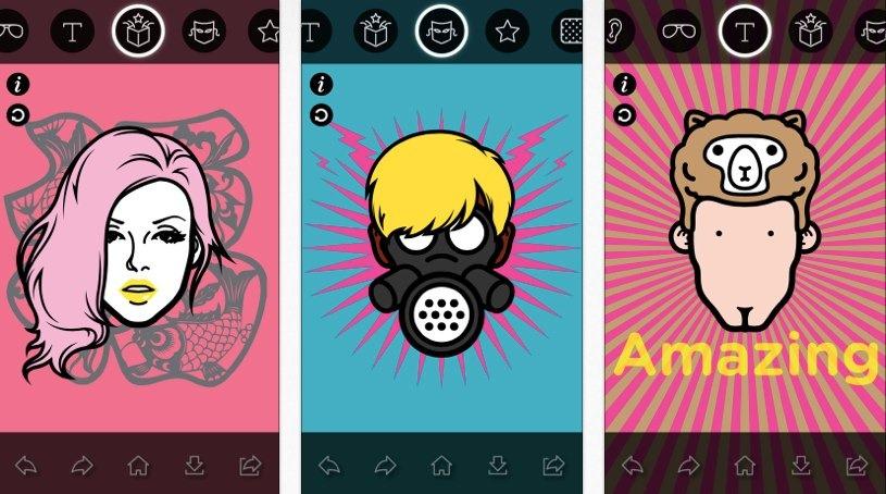 iMadeface, crea avatares personalizados en segundos