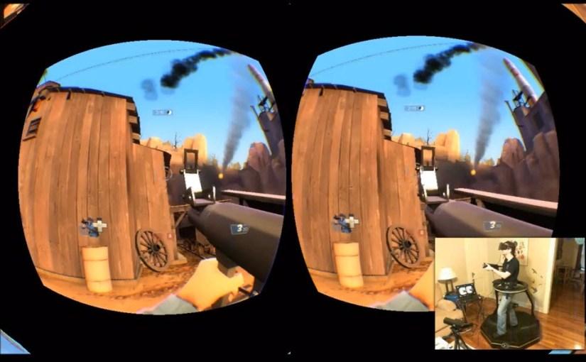 Realidad virtual un poco más cerca con Omni