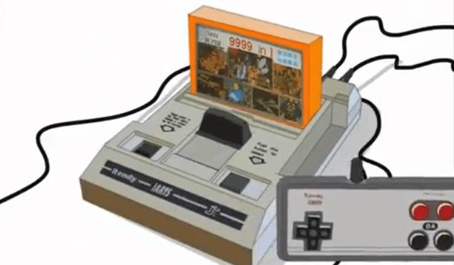 8bits nostalgia - unpocogeek.com