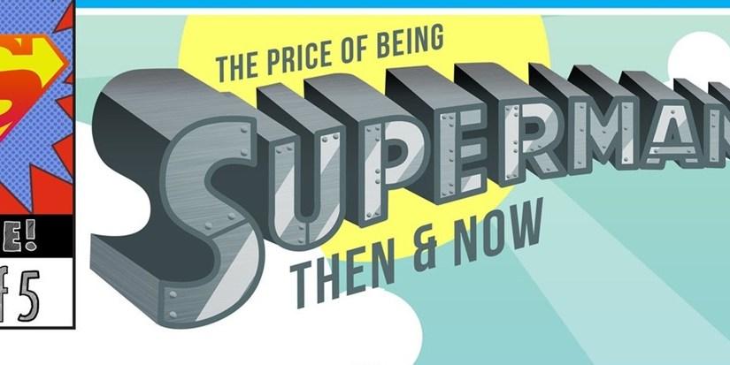 ¿Cuánto cuesta ser Superman? Antes y después