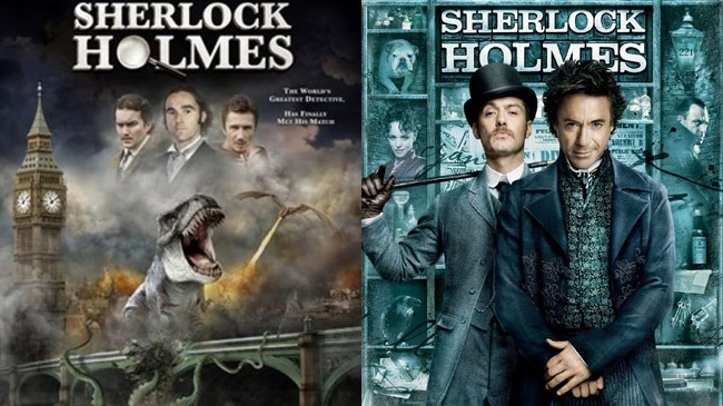 sherlock holmes cheap movie - unpocogeek.com