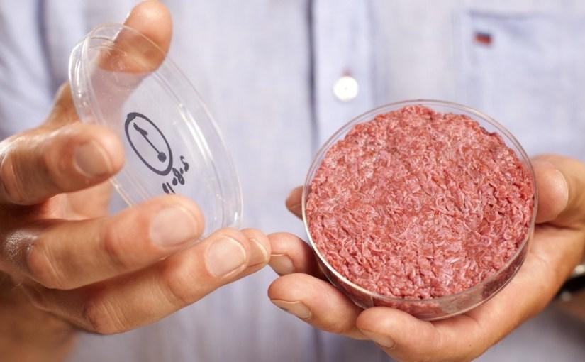 Creada y probada la primera hamburguesa de laboratorio