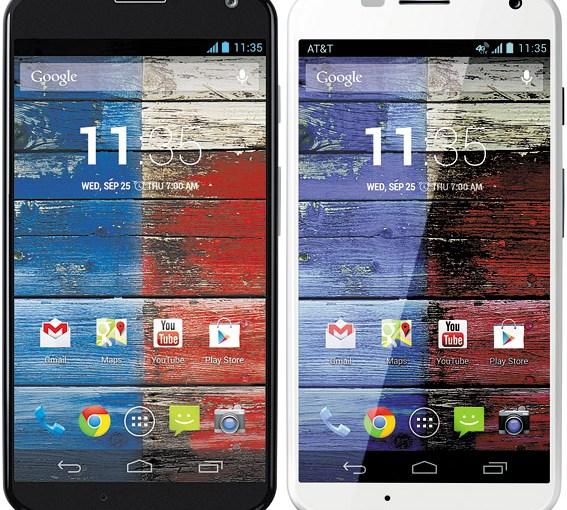 Motorola Moto X, la nueva apuesta de Google